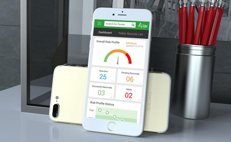 SatisfiedUser - Mobile design